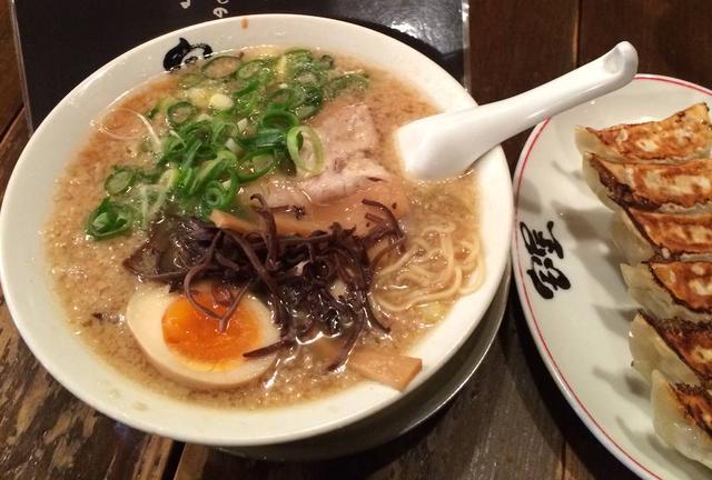 京都の美味しいラーメン店🍜