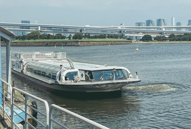 東京ベイエリアに宿泊!お台場から海上バスに乗って旅行気分を味わう♪