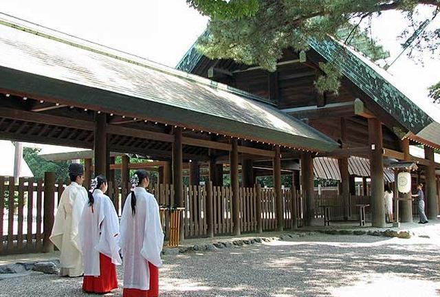 愛知県のパワースポットはここ…!熱田神宮、真清田神社 他
