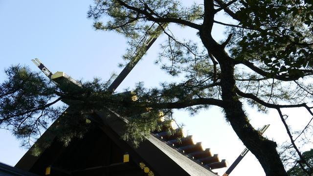 朝の熱田神宮とその周辺をぶらりミニ散歩