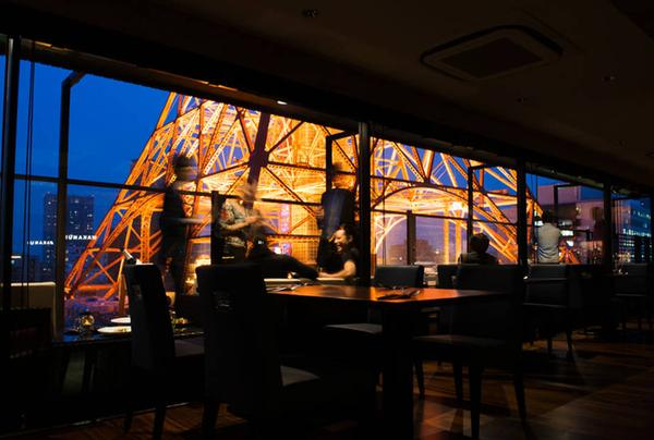 WAKANUI GRILL DINING ■ BAR ■ TOKYO