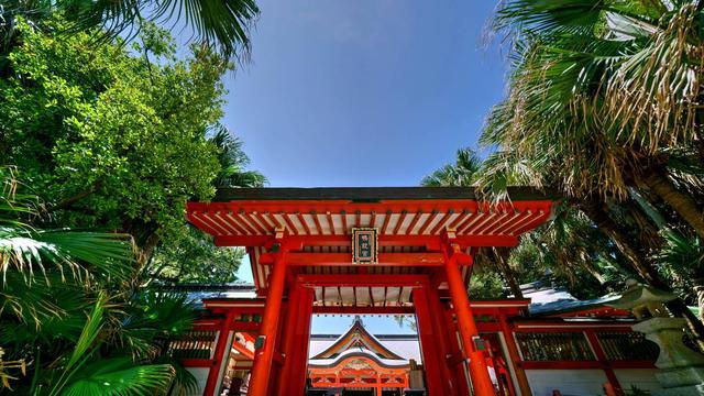 【宮崎恋旅♡】夏の出会いは突然に!青島・日南エリアで南国の神々が縁を取り持つ恋愛成就の旅!