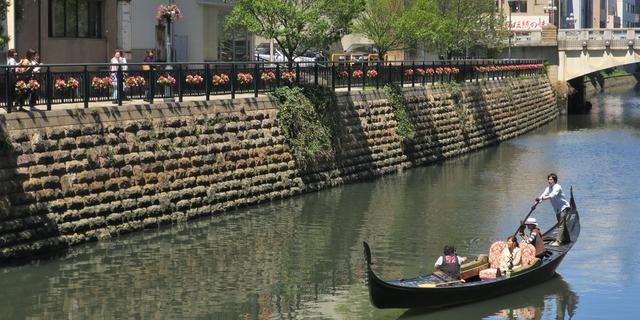 名古屋駅前と笹島、納屋橋辺りをブラブラ散歩