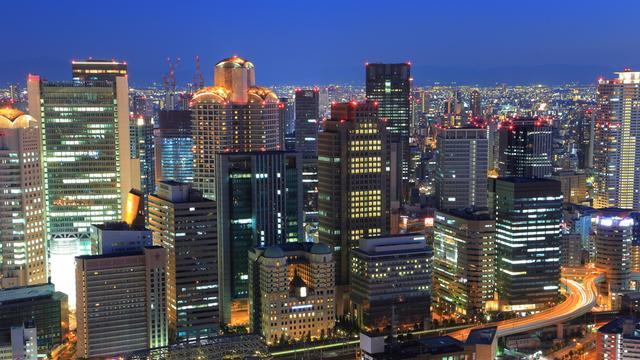 【大阪のデートでいきたい夜景TOP3】デートの締めくくりにぴったりの人気夜景スポットを大発表!