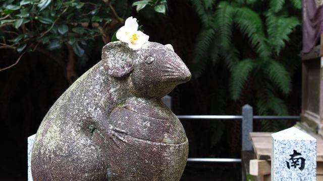 狛ねずみの大豊神社と伏見五福めぐりの旅