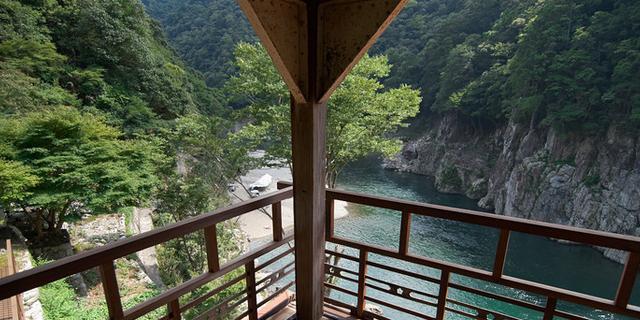 奥熊野 山峡の魅力を愉しむ大人旅