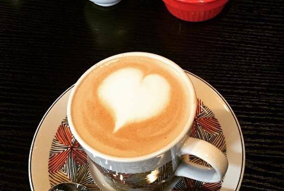 コーヒーも美味しい!