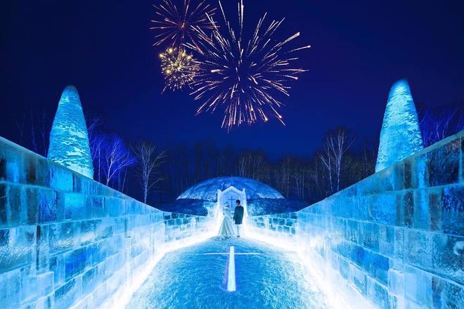 【トマム】氷の教会
