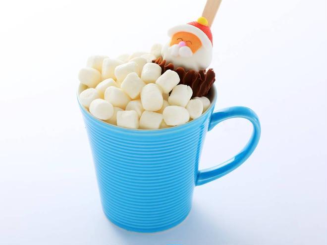 ニコニコサンタのマシュマロ チョコラテ