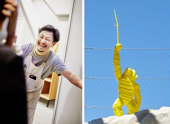 (左・右)Photo by Hiroshi Wada