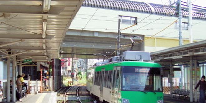世田谷線の旅 美味しいお土産いっぱい山下駅