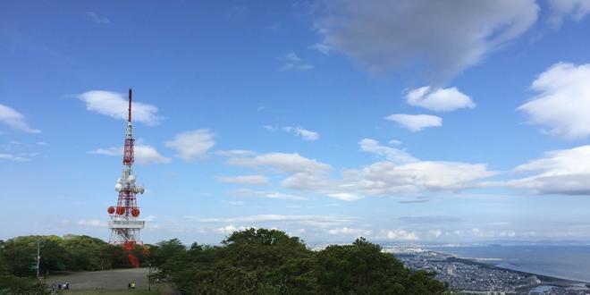 こんなに近い簡単山登り!大磯から湘南平1時間ハイキング