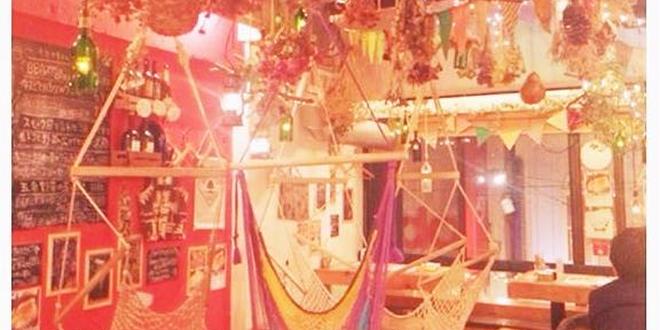 高円寺で女子っぽい休日