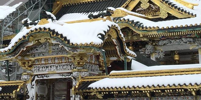 日光の寺社巡り