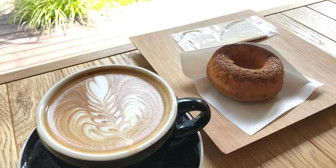永田町で、ドーナツやコーヒーや自家醸成ビールを満喫