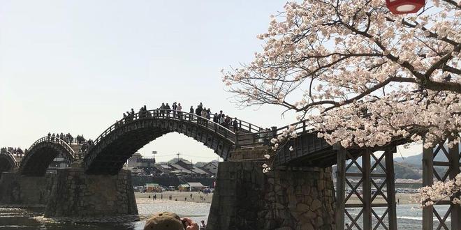 一泊二日の家族旅行in山口県