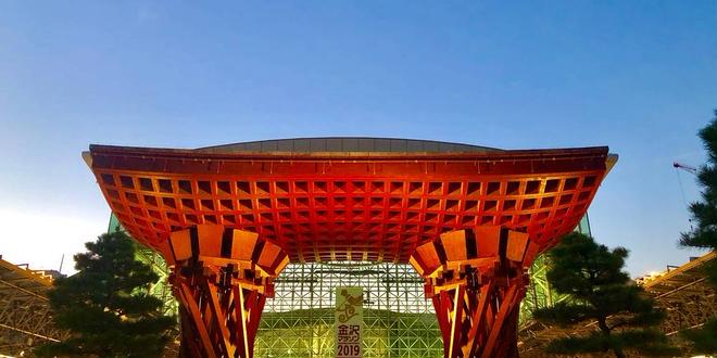 【金沢】食と歴史と芸術の旅