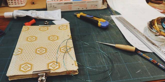 御朱印帳を手作り!谷中を散策しながら根津神社へ