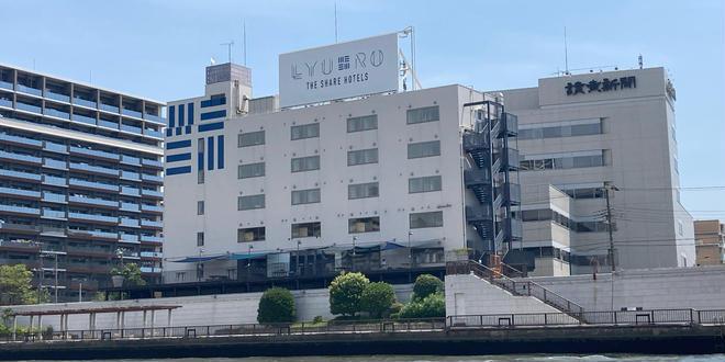 密を避けて都内ホテルで一泊!LYURO東京清澄でお一人様ステイ