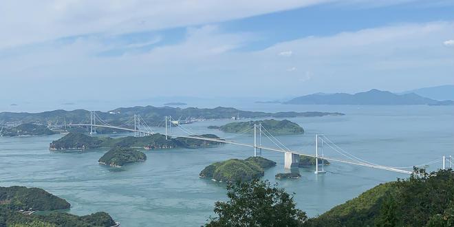レンタカーで廻る瀬戸内海ざっくり一周の旅(愛媛→広島→岡山→香川(+小豆島)→愛媛)
