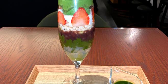 渋谷で食べられる抹茶スイーツ3選🍵🍨