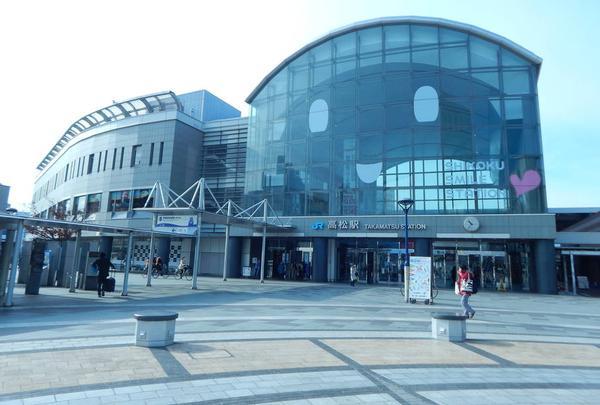 高松駅の写真・動画_image_484133