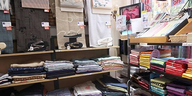 浅草 アンティーク着物と喫茶店