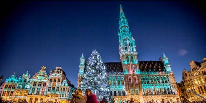 ベルギーで過ごすクリスマス