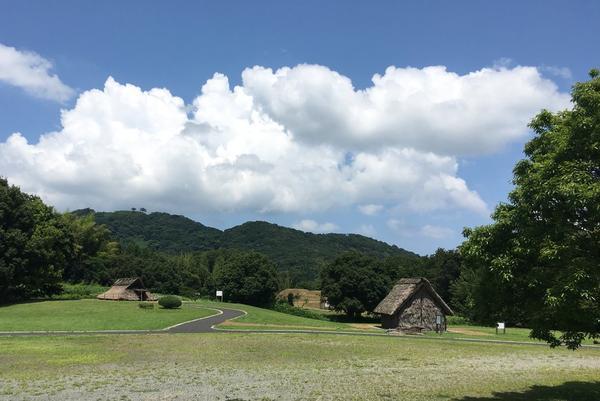 八雲立つ風土記の丘