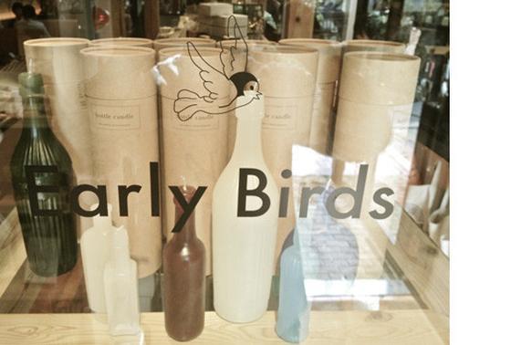 Early Birds。