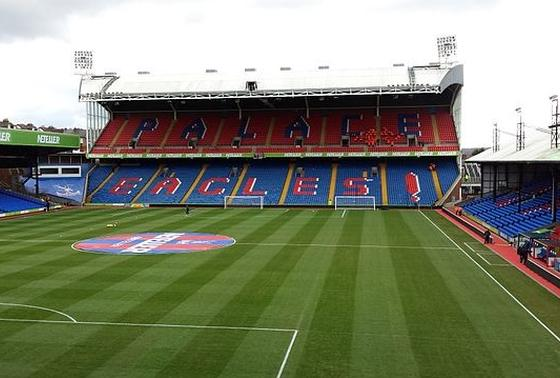 HOLMESDALE ROAD STAND