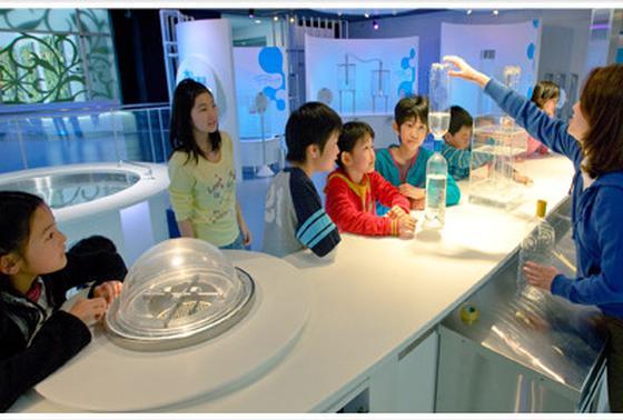 アクアラボラトリー・水の実験室