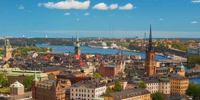 【北欧スウェーデン】世界一美しい首都♡