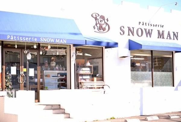 スノーマン(Patisserie SNOW MAN)