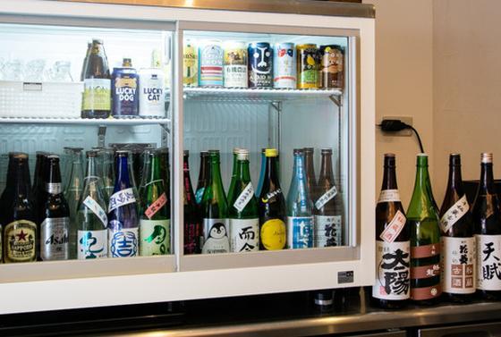 本日の日本酒 400〜600円