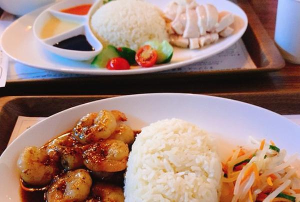 海南鶏飯食堂 CIAL横浜店