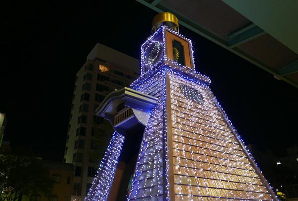 矢場町の時の鐘