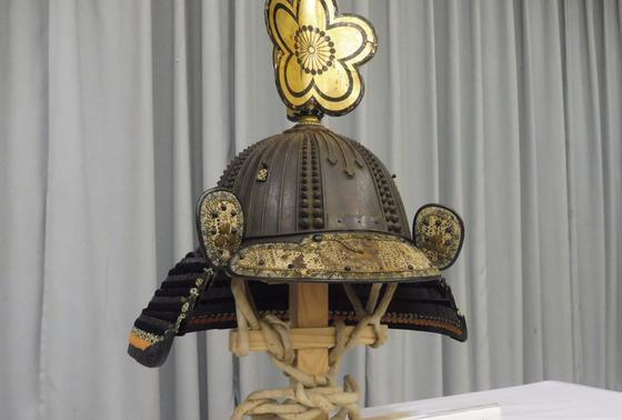 寺宝、旗本大嶋家の甲冑