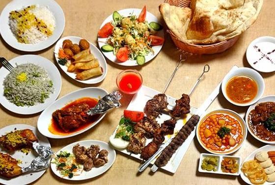 トルコ料理の数々
