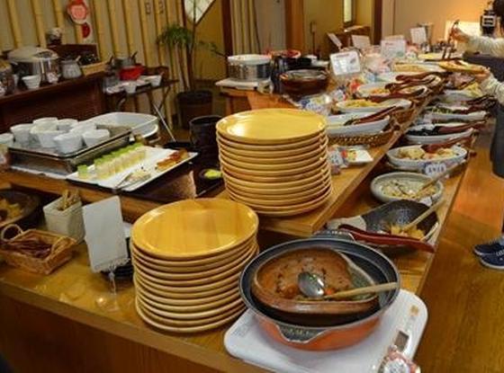 八幡亭(ビュッフェレストラン)