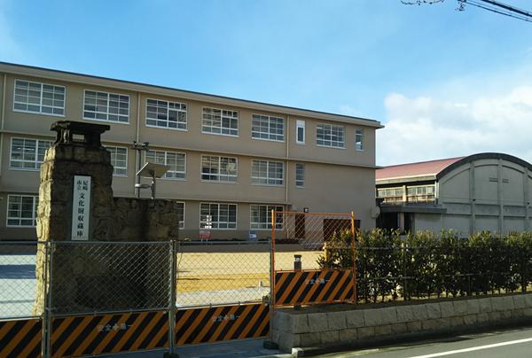 尼崎市立文化財収蔵庫