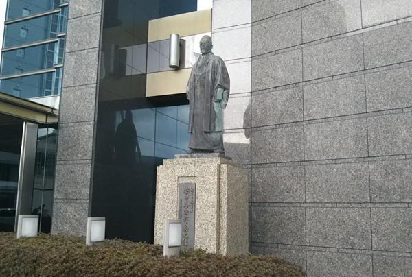 初代安田善次郎