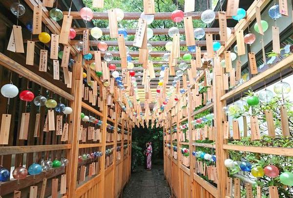 氷川神社(川越氷川神社)
