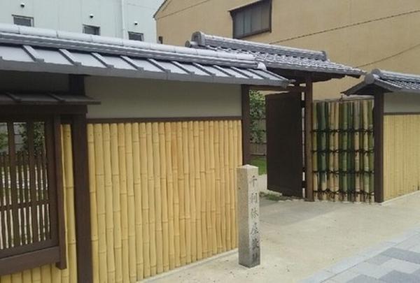千利休屋敷跡の写真・動画_image_154107
