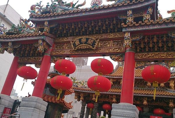 横浜中華街関帝廟の写真・動画_image_164491
