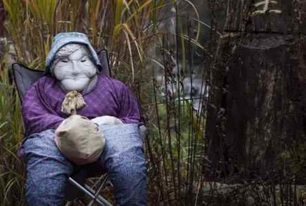 案山子の里 Scarecrow Village