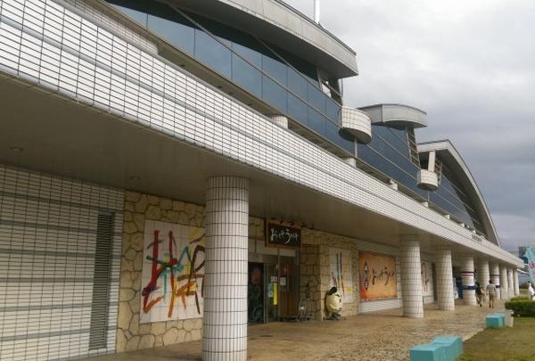 道の駅「びわ湖大橋米プラザ」