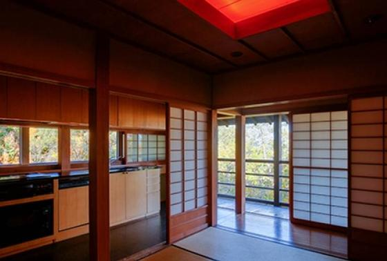 瞑想アート部屋