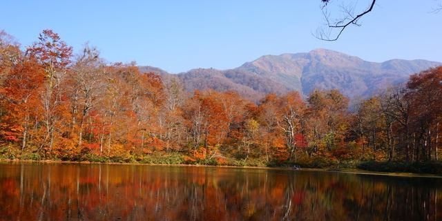 運動の秋、息をのむような絶景紅葉とご褒美デザートを