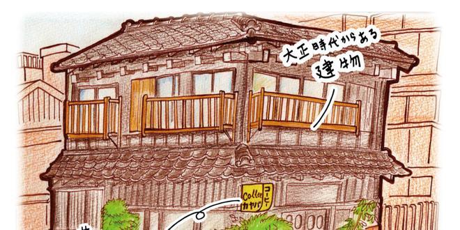 谷根千cafe & gallery